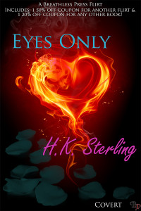 Eyes Only by H.K. Sterling