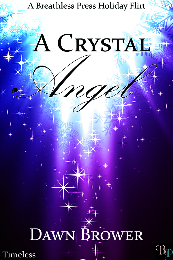 Christmas Joys and Wonders! 'A Crystal Angel' Releases