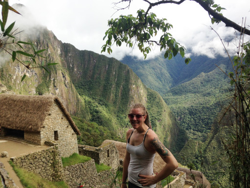 And now, over 7 years later, I climbed Machu Picchu for Christmas -- a previously unimaginable feat!