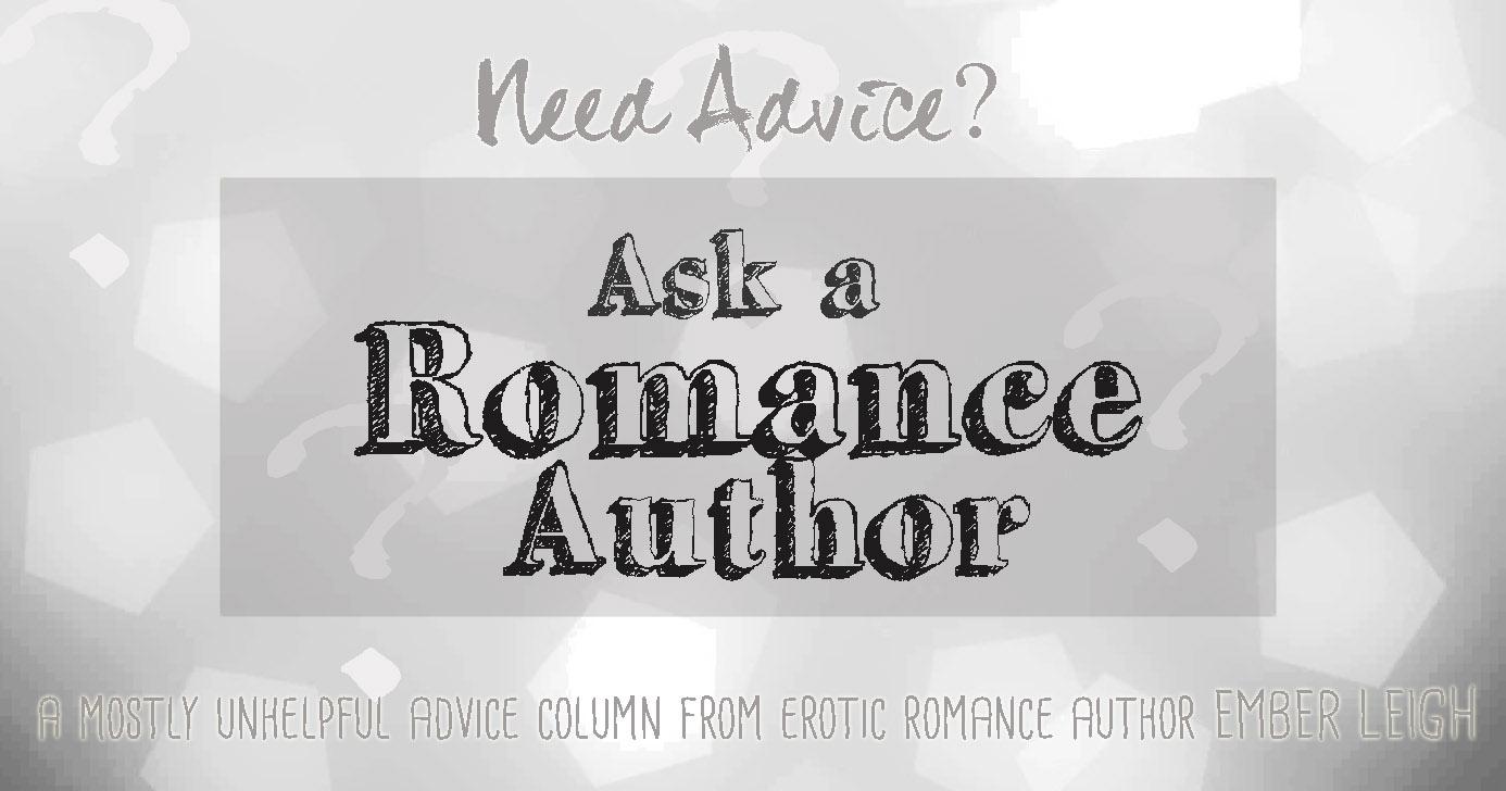 Ask A Romance Author: Best Pick-up Line?